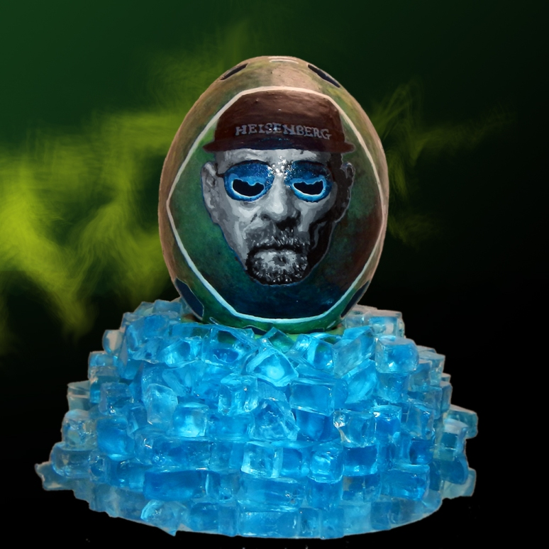 breaking bad egg front