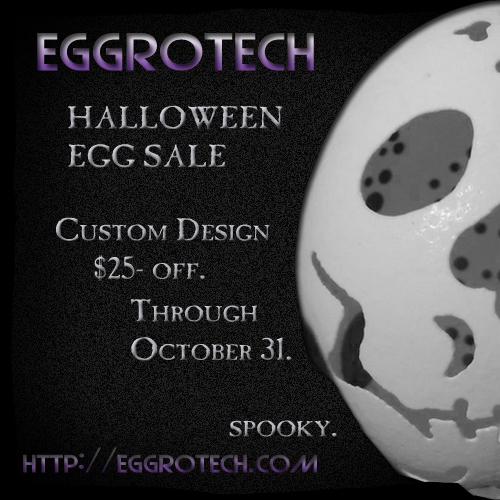 halloween egg sale