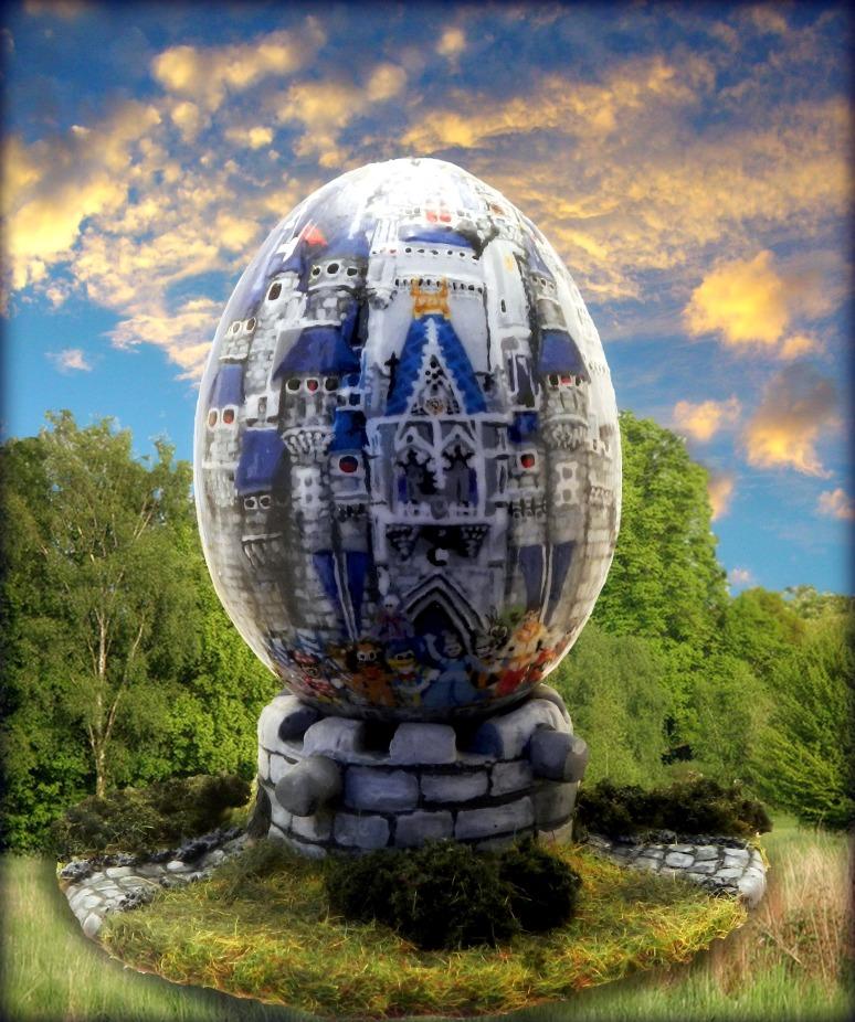 castle egg 1a
